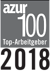 azur100, top 50 employers